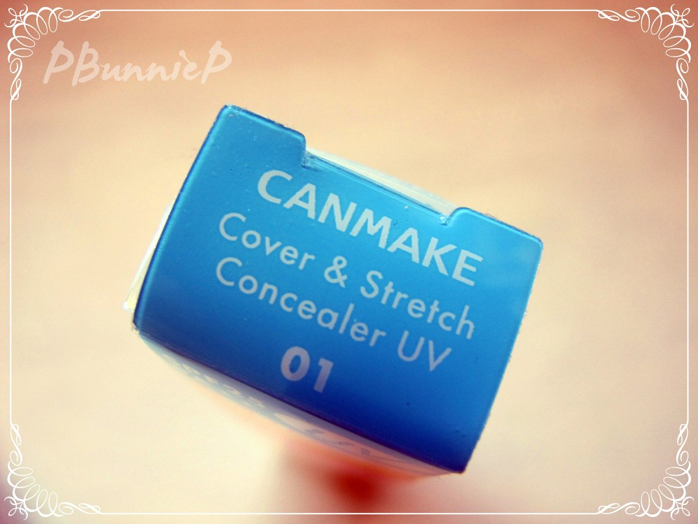 Canmake Stretch & Cover concealer