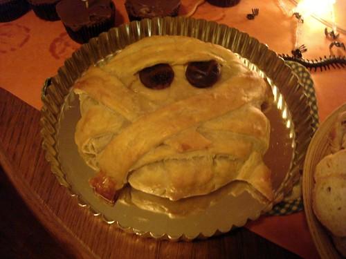 Mummy Pizza Puffs Recipes — Dishmaps