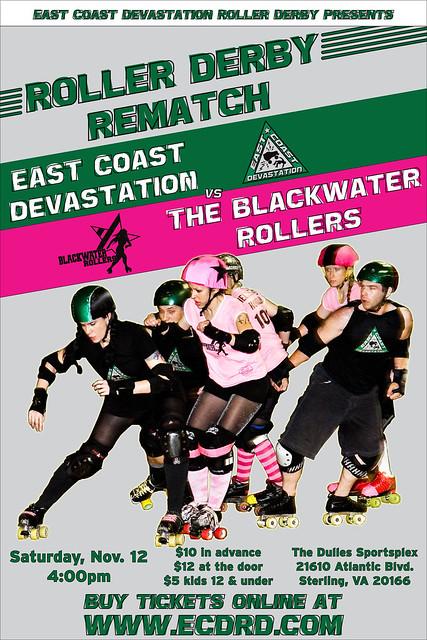 Blackwater VS ECD