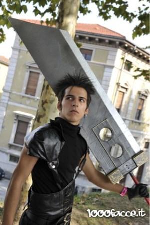 Zack cosplay