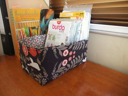 Fabric Baskets 5