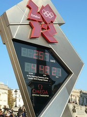 London 2012 Olympic Games Countdown