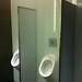 Men's Restroom: Urinals