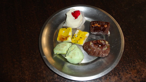 Bengali sweets- sandesh