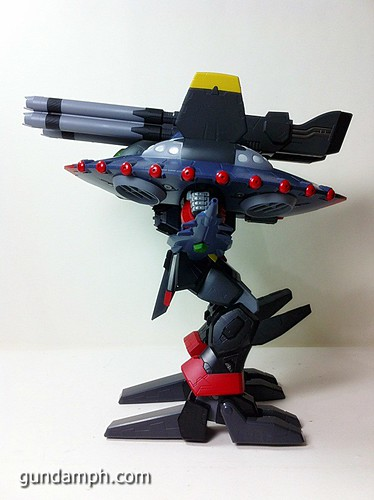 HCM Pro Destroy Gundam 1-200 GFAS-X1 Review (47)