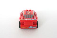 8423 World Grand Prix Racing Rivalry Lightning McQueen - Tail