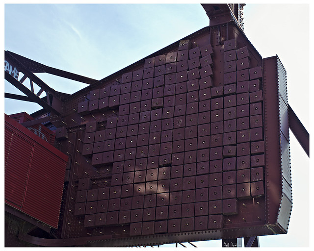 Counterweights - Cermak Bridge