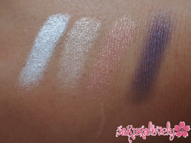 L'Oreal Color Infallible Swatches