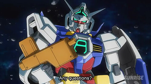 Mobile Suit AGE  Episode 4  White Wolf  Youtube  Gundam PH (7)