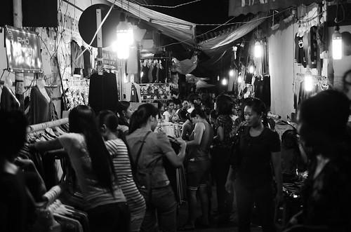 Hanoi small street