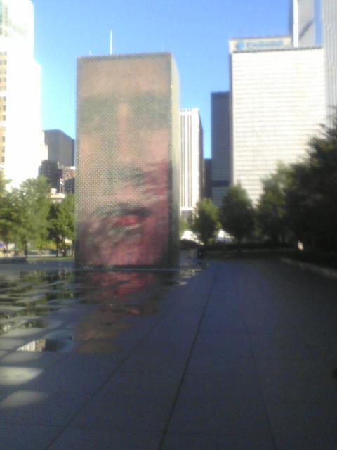 Crowne Fountain