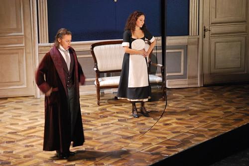 Markus Werba e Rosa Feola.