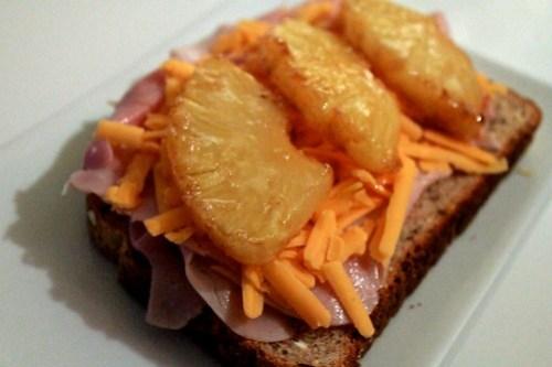 Pineapple, Cheese, Ham