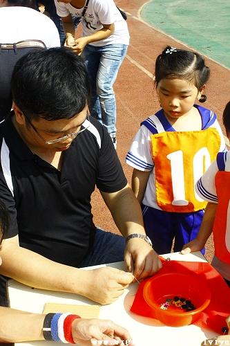 [A 4y4m]親子運動會~大人比小孩還投入(文末有好康分享) @VIVIYU小世界