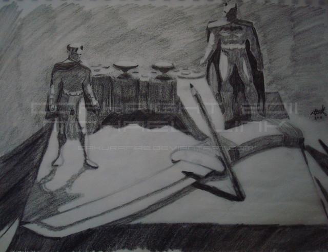 Pencil Still-life