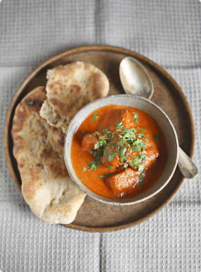 How to cook indian the travelers lunchbox sanjeev kapoors butter chicken forumfinder Images