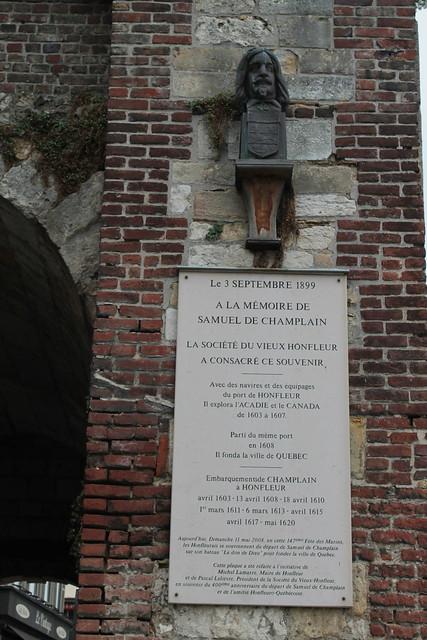 Mémorial Samuel de Champlain