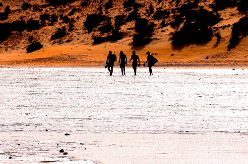 Chapter 5 - Fuerteventura, the calm and the wildness (#9): marching towards the wind
