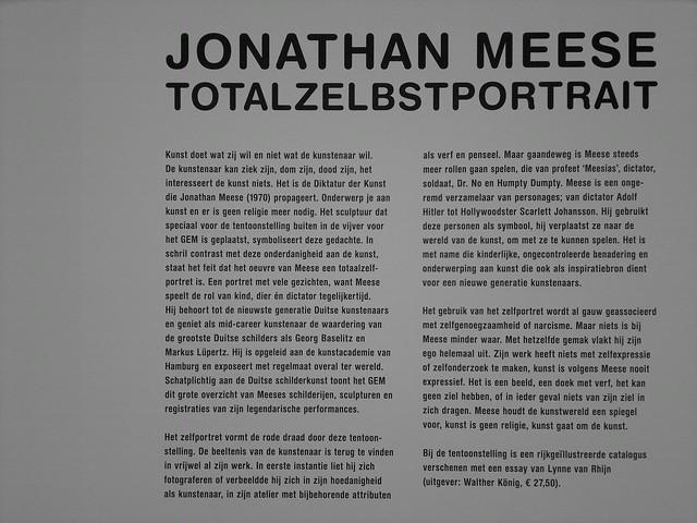 Jonathan Meese