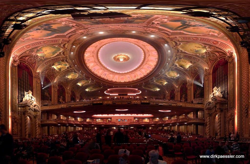 Wang Theater, Boston by Dirk Paessler