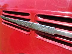 1942 Reo Speed Wagon badge