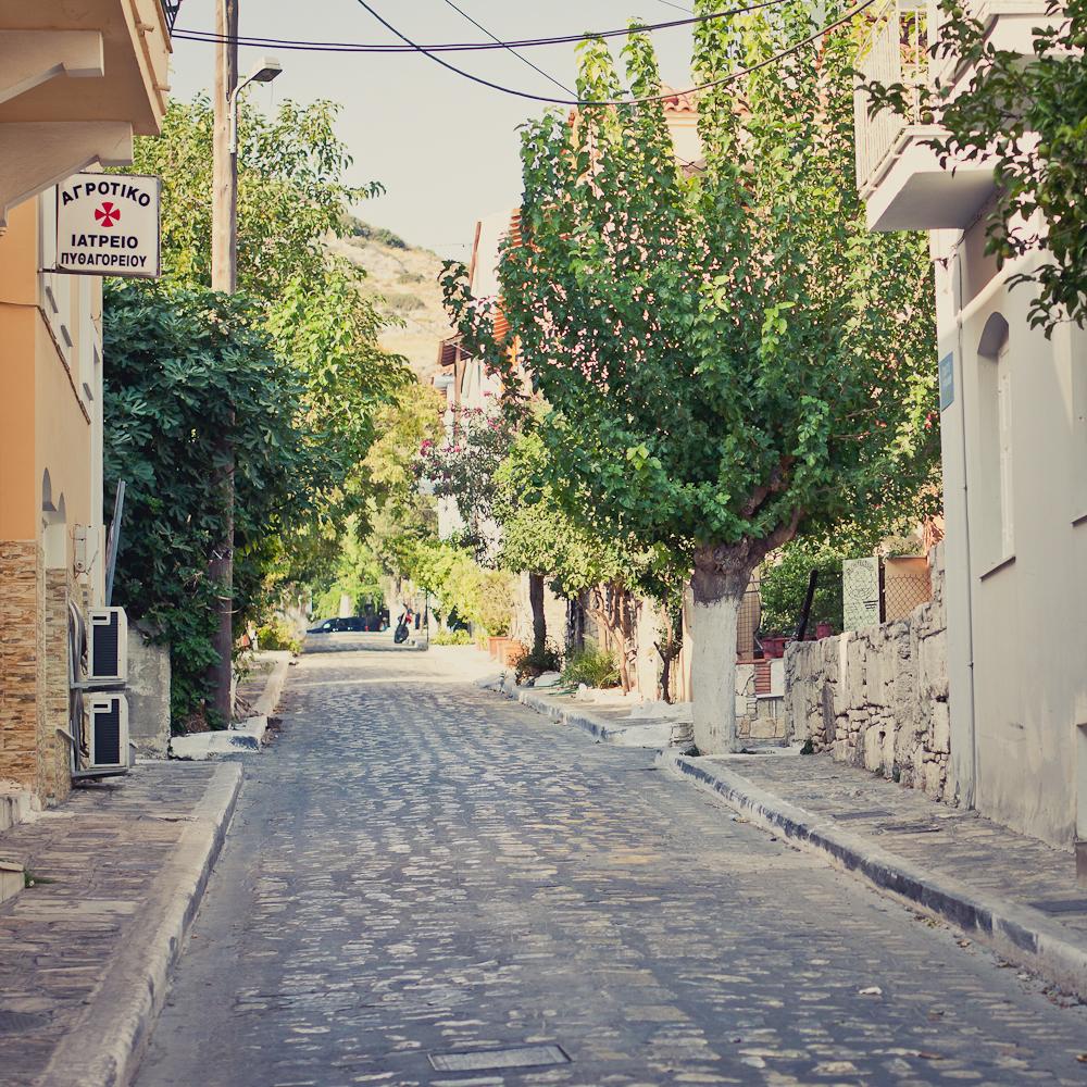 Pythagorio Street