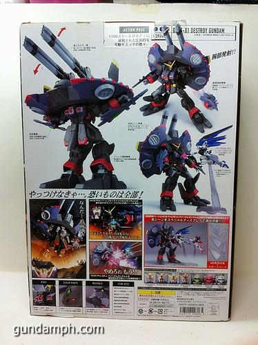 HCM Pro Destroy Gundam 1-200 GFAS-X1 Review (8)