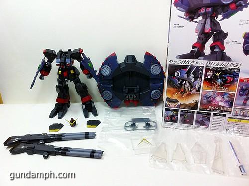 HCM Pro Destroy Gundam 1-200 GFAS-X1 Review (21)