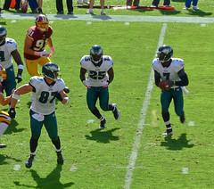 Eagles vs Redskins 10/16/11