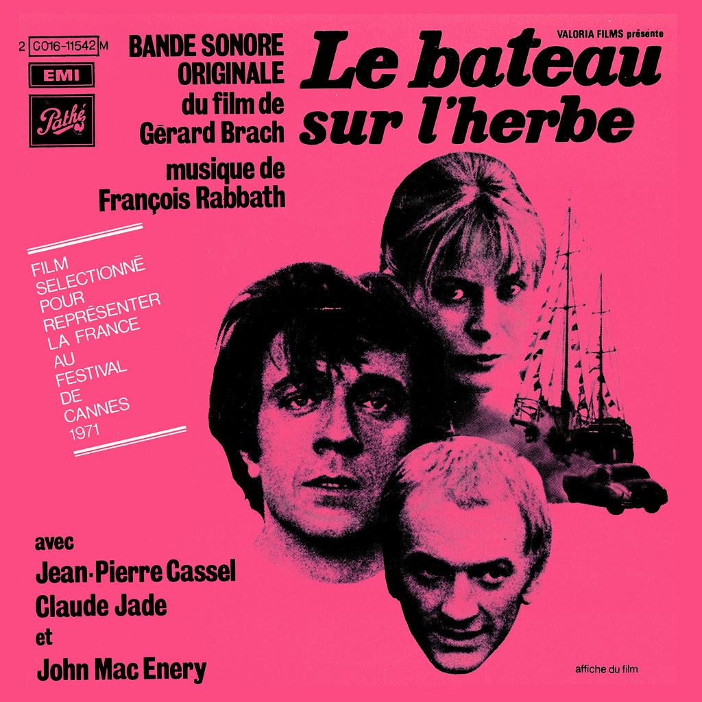 François Rabbath - Le bateau sur l'herbe