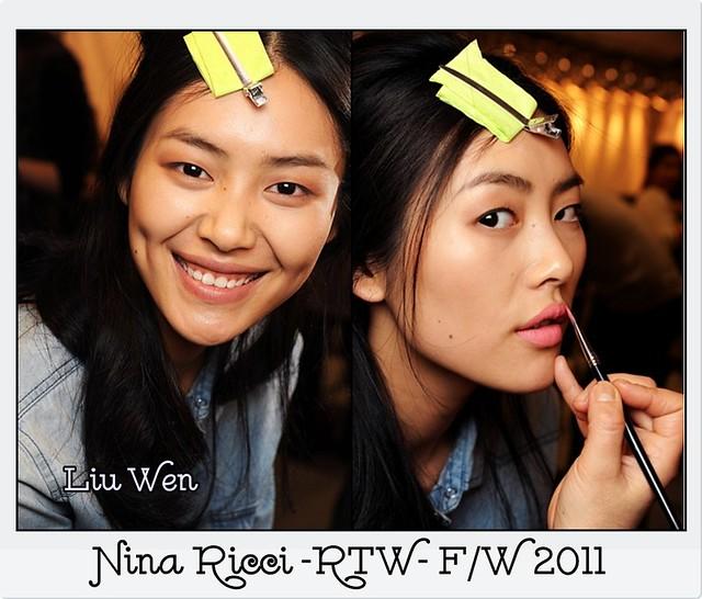 Nina Ricci RTW f/w2011