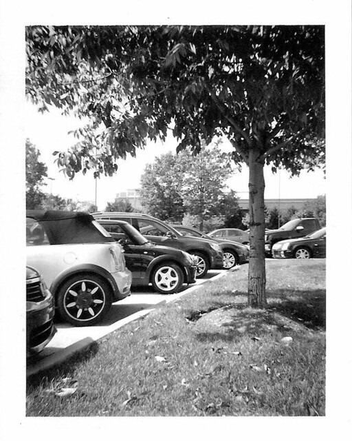 Instant parking lot