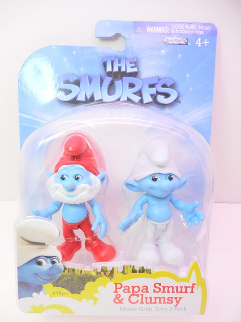 the smurfs vinyltoys (2)