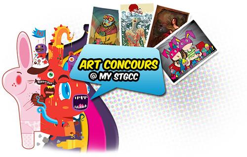 Marvel Portfolio Review and Art Concours @ STGCC