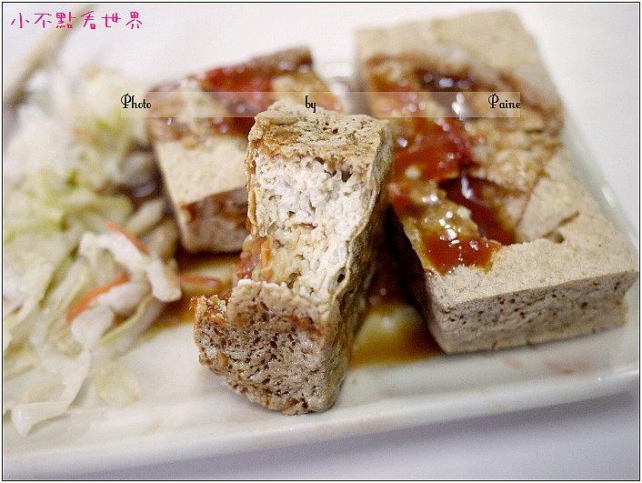 [宜蘭]羅東•財記港式臭豆腐_臭豆腐怎麼作成起司堡呢? - 小不點看世界★Paine吃玩世界旅遊趣