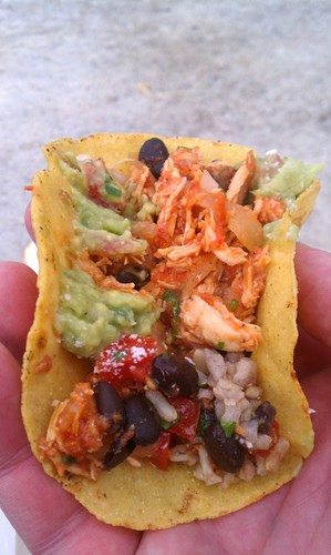 Chilango Bowl Taco