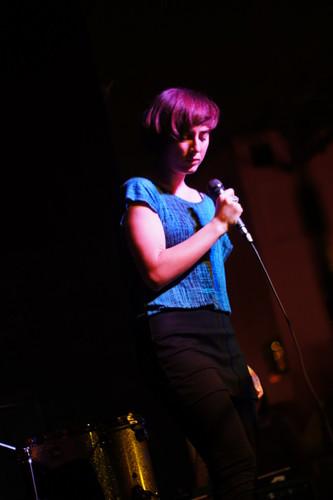Cat Martino, Pinhook, Durham NC, 11/17/11