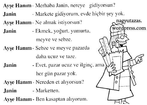 Ingyenes Török nyelvkönyv és hanganyag letöltés