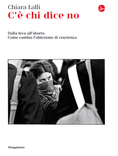 C'è chi dice no, di Chiara Lalli, copertina.