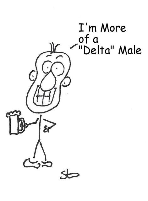 Delta Male