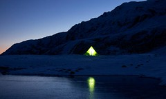 """LOCUS GEAR Khafra Sil pyramid shelter • <a style=""""font-size:0.8em;"""" href=""""http://www.flickr.com/photos/49406825@N04/6276739882/"""" target=""""_blank"""">View on Flickr</a>"""