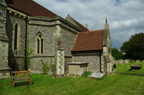 20110717-41_St Margaret's Church - Lewknor by gary.hadden