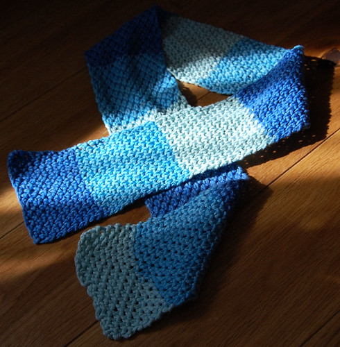 scarf toddler Studio Paars das peuter