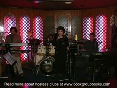 Mama San at Club Casanova, 2003