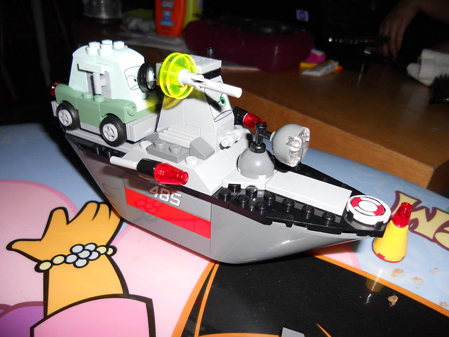 gisselle disney cars 2 lego builds (23)