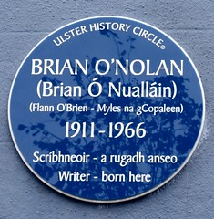 Brian O'Nolan - Writer