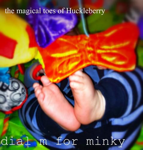 Huck feet
