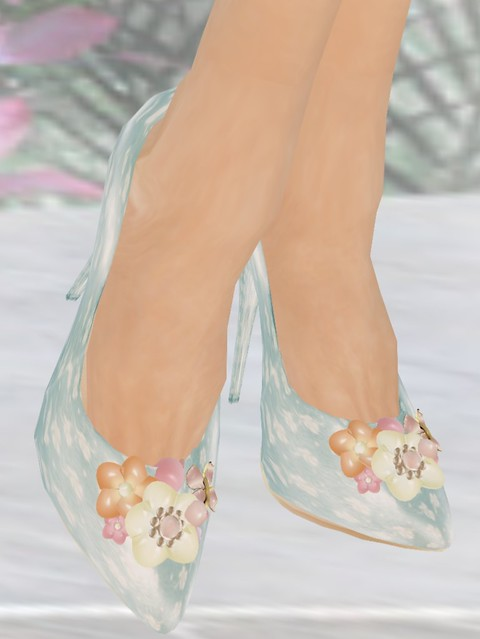Paper Couture pumps <3