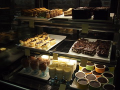 Cake display, Wimbly Lu Chocolates, 15-2 Jalan Riang