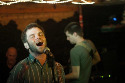 Gray Young, Cave, Chapel Hill NC, 10/25/11